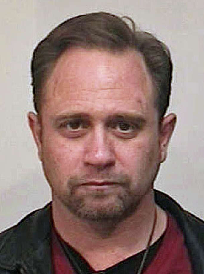Simon Billig, 46, of Weston, was charged in connection with forged prescriptions. Photo: Contributed Photo / Fairfield Citizen