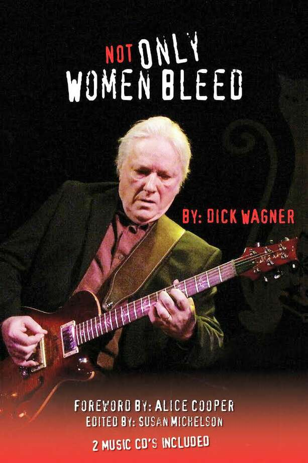 Dick Wagner's memoir was published last year. Courtesy photo Photo: Courtesy Photo
