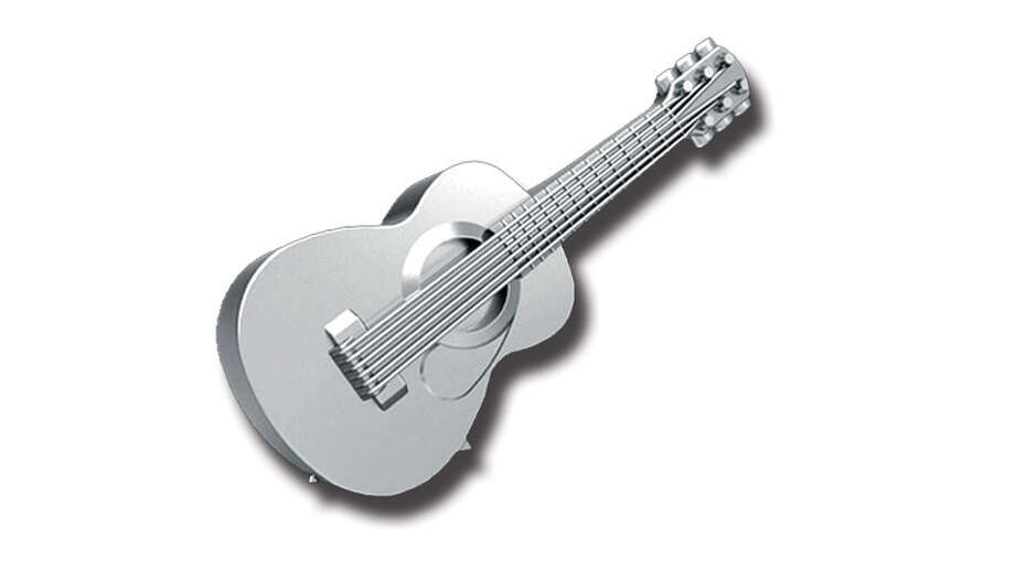 Maybe the acoustic guitar plays in the greater Nashville market? Photo: Hasbro