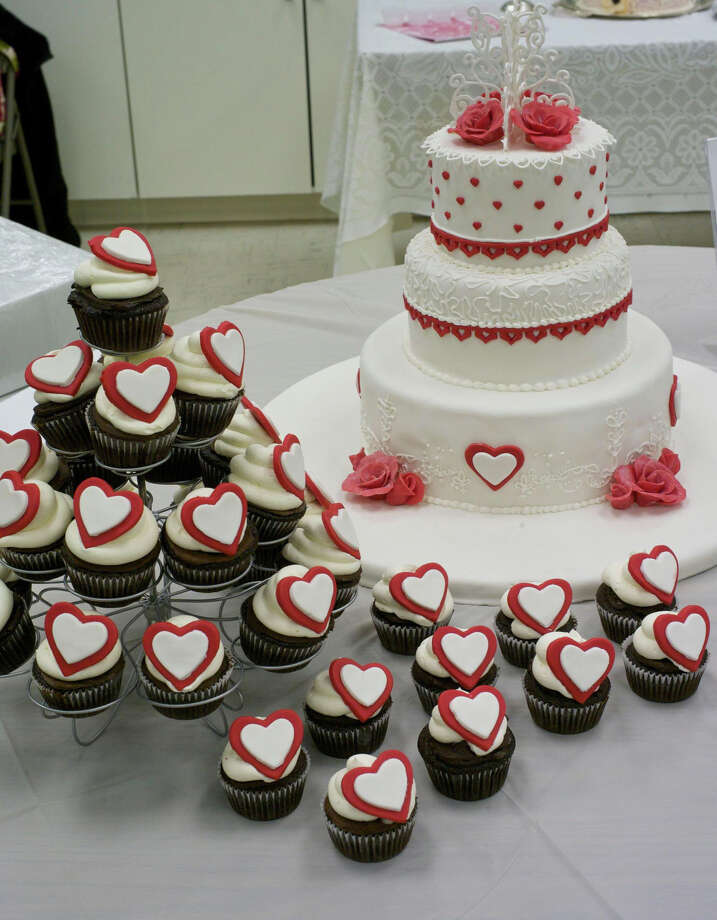The Danbury Museum and Historical Society will hold the third annual Valentineís Day Cake Creation Celebration on Saturday, Feb. 9. Photo: Contributed Photo