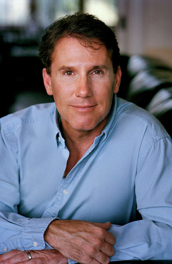 "Author Nicholas Sparks will speak at Sacred Heart University on Tuesday, Feb. 12, as part of the Student Affairs Lecture Series. His book, ""Safe Haven"" has been made into a movie, which comes out on Valentine's Day. Photo: Contributed Photo"