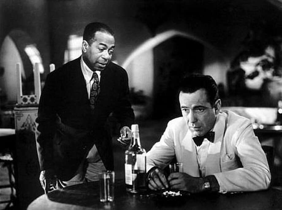 But Humphrey Bogart SHOULD have won for Casablanca. Photo: Warner Bros. 1942