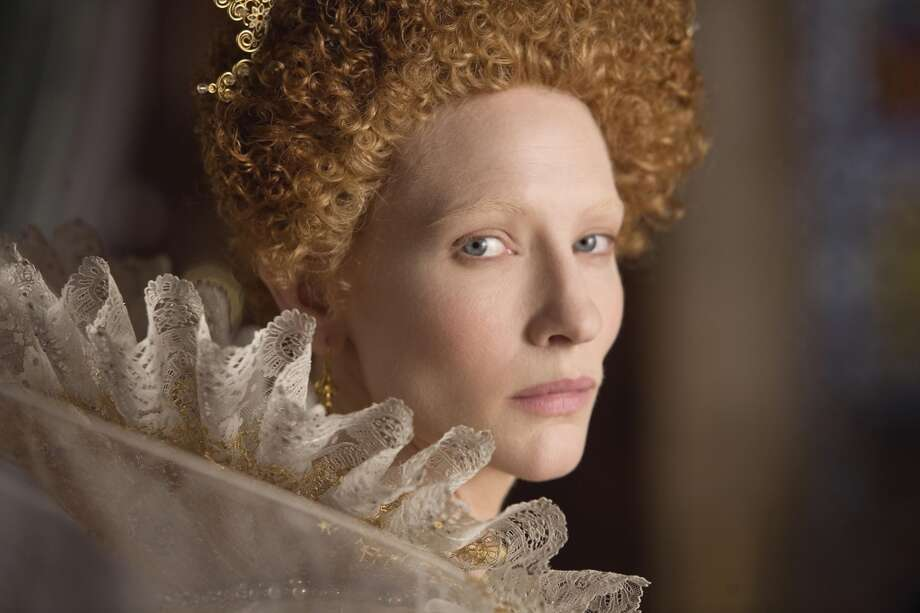 But Blanchett really should have won for her performance in ELIZABETH.