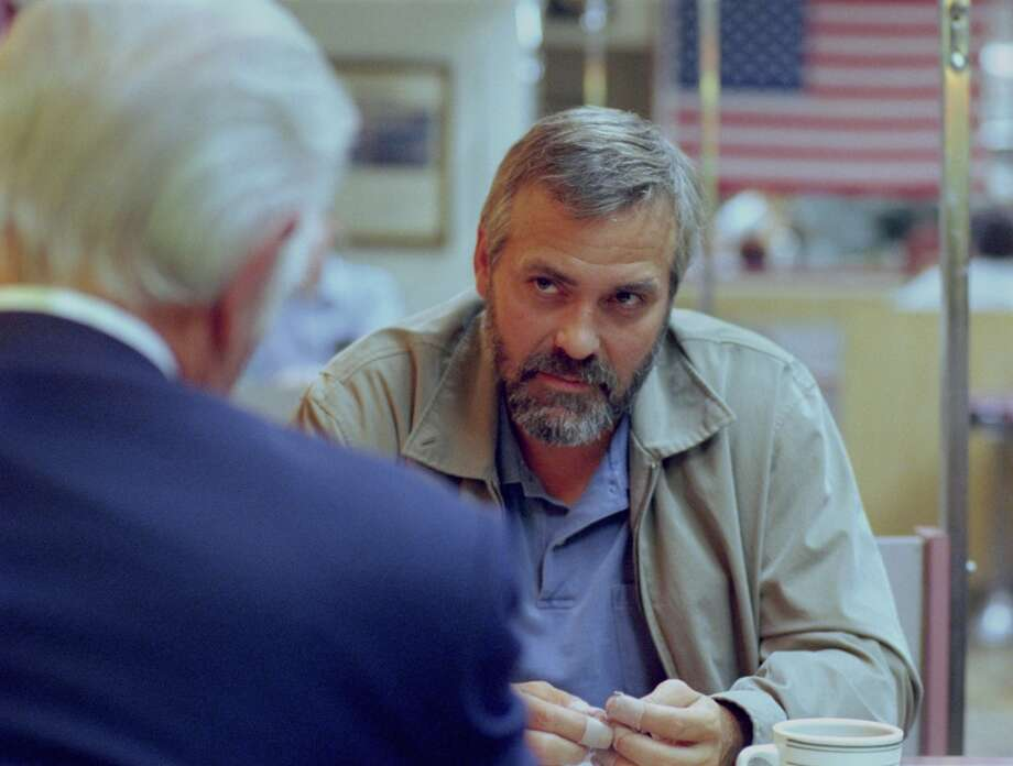 George Clooney won the Oscar for SYRIANA.