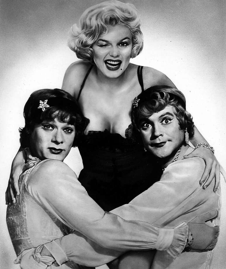 Jack Lemmon didn't get the Oscar for one of the great comic performances in SOME LIKE IT HOT.  Instead he won for SAVE THE TIGER, a drama.
