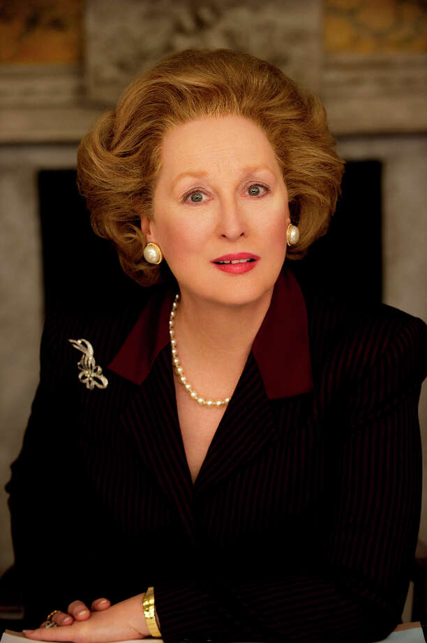 """The Iron Lady"" Where to watch: Netflix, Amazon Instant VideoSynopsis: Meryl Streep stars in this biopic of British prime minister Margaret Thatcher.Won: Best Actress (Meryl Streep), and Best Makeup Photo: Alex Bailey, AP / AP2011"