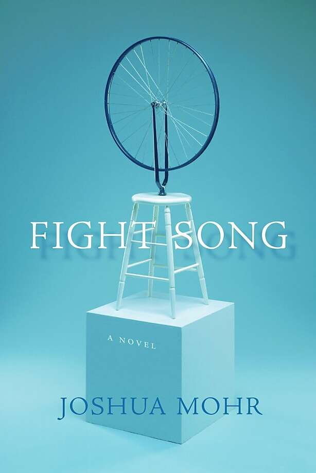 Fight Song, by Joshua Mohr Photo: Soft Skull Press
