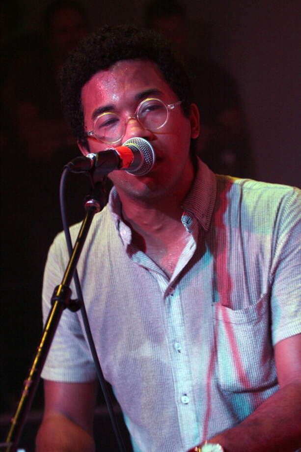 Toro Y Moi, pictured onstage at the 2011 SXSW Music, Film + Interactive Festival on March 18, 2011 in Austin, Texas. (Photo by Heather Kennedy/WireImage) Photo: Heather Kennedy, Getty Images / 2011 Heather Kennedy