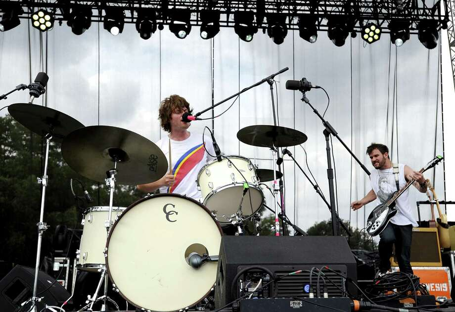 Telekinesis, pictured at the Austin City Limits Music Festival in Austin, Texas. Photo: Tim Mosenfelder, Getty Images / 2011 Tim Mosenfelder