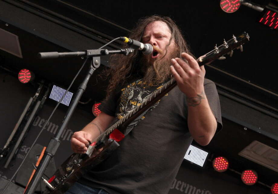Red Fang, pictured during the 2011 Rock On The Range festival at Crew Stadium on May 22, 2011 in Columbus, Ohio. (Photo by Barry Brecheisen/WireImage) Photo: Barry Brecheisen, Getty Images / 2011 Barry Brecheisen