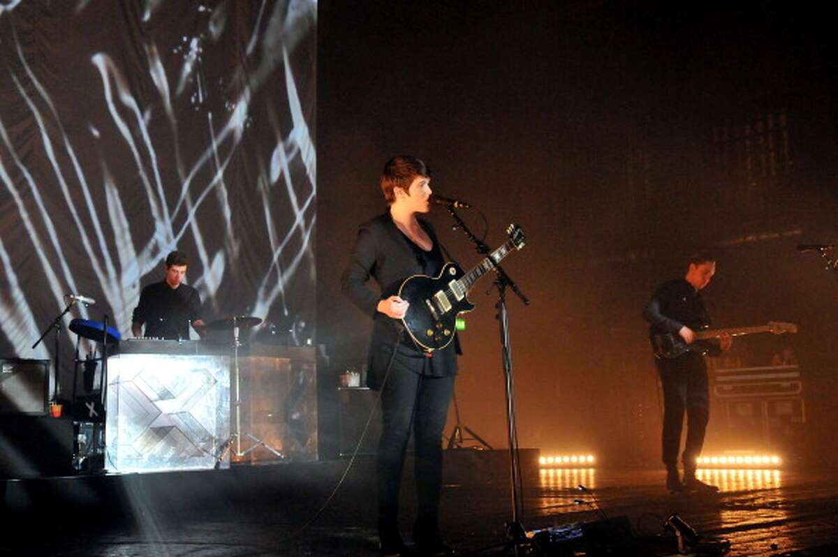 April 15, 16, and 17: The xx at the Bill Graham Civic Auditorium in San Francisco (Tickets available.)