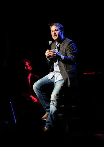 Comedian Mike Birbiglia, pictured Nov. 8, 2012 in New York City.  (Photo by Dimitrios Kambouris/WireImage) Photo: Dimitrios Kambouris, Getty Images / 2012 WireImage