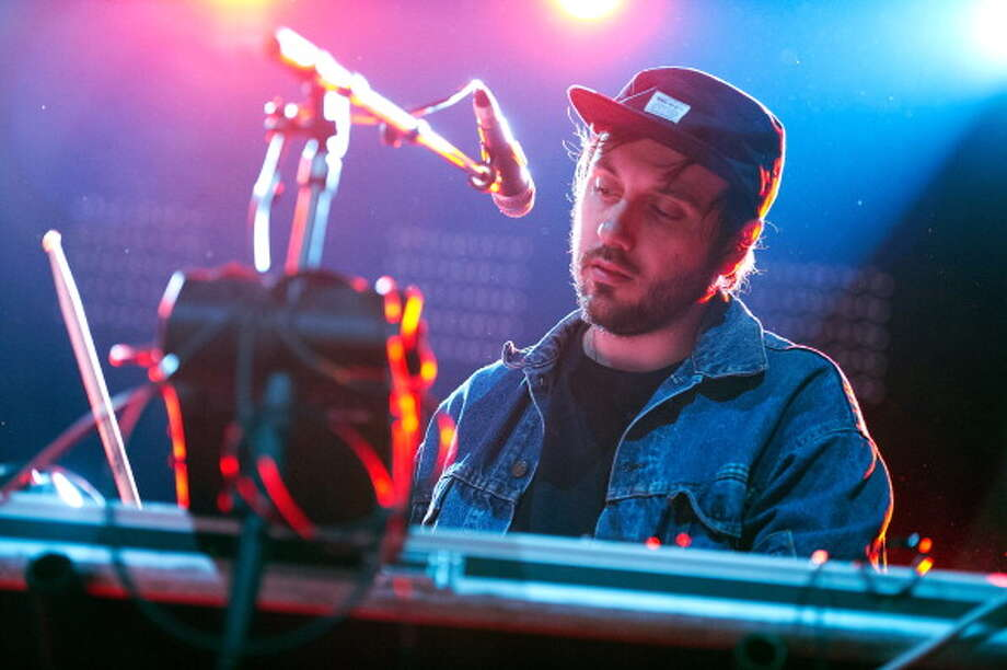John Talabot, Nov. 1, 2012 in Paris, France. Photo: Kristy Sparow, Getty Images / 2012 Kristy Sparow