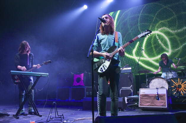 Tame Impala, Oct. 30, 2012 in London, United Kingdom. Photo: Robin Little, Getty Images / 2012 Robin Little