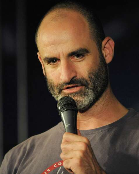 Comedian Brody Stevens, pictured Oct. 25, 2012 in Pasadena, Calif.  (Photo by Michael Schwartz/WireI