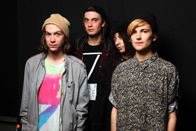 DIIV, pictured Oct. 19, 2012 in the Brooklyn borough of New York City. Photo: Roger Kisby, Getty Images / 2012 Roger Kisby