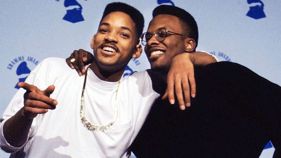 """The Fresh Prince beats LL Cool J (1989): After facing a boycott, the Grammys reluctantly decided to acknowledge hip-hop. But that didn't mean they were going to like it. In a slap to the face of their critics, the first award for Best Rap Performance went to DJ Jazzy Jeff & The Fresh Prince's goofy novelty hit, """"Parents Just Don't Understand."""" The other nominees? LL Cool J's Going Back to Cali, Salt N Pepa's Push It, Kool Moe Dee's Wild Wild West and J.J. Fad's Supersonic. It was the start of a trend: In 1990, Young MC's Bust A Move handily defeated Public Enemy's Fight the Power."""