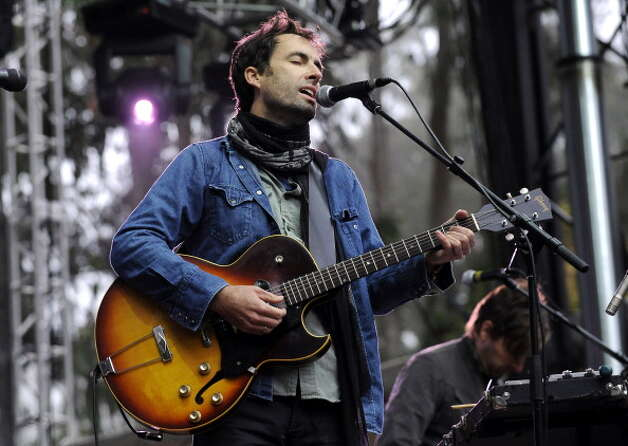 SAN FRANCISCO, CA - AUGUST 10: Andrew Bird performs at Day One of the Outside Lands Music & Art Festival at Golden Gate Park on August 10, 2012 in San Francisco, California. Photo: Tim Mosenfelder, Getty Images / 2012 Tim Mosenfelder