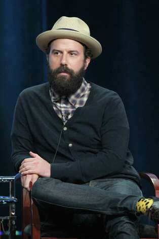 BEVERLY HILLS, CA - JULY 24:  Actor Brett Gelman speaks onstage at the 'Go On' panel during day 4 of the NBCUniversal portion of the 2012 Summer TCA Tour held at the Beverly Hilton Hotel on July 24, 2012 in Beverly Hills, California. Photo: Frederick M. Brown, Getty Images / 2012 Getty Images
