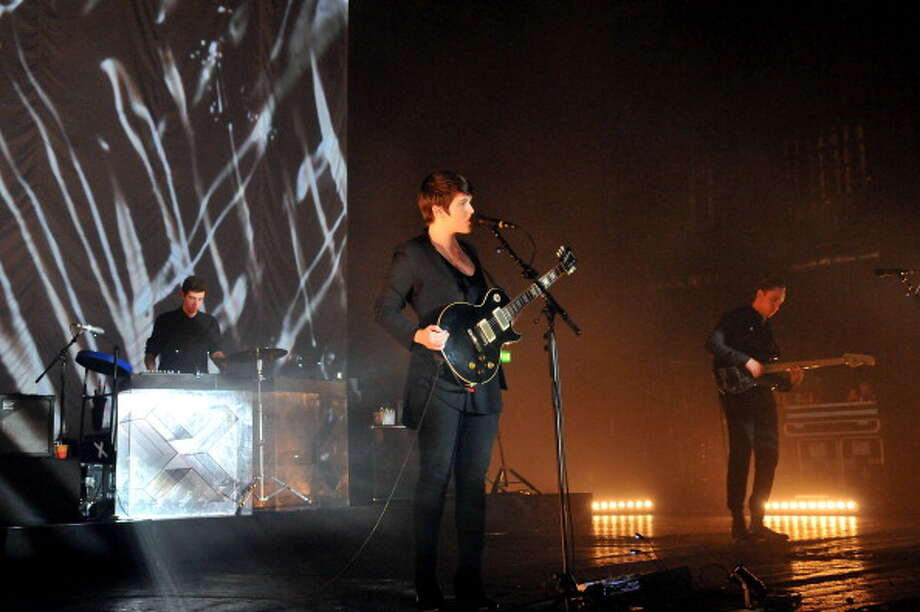 The XX, pictured on Dec. 16, 2012 in London, England. Photo: Jim Dyson, Getty Images / 2012 Jim Dyson