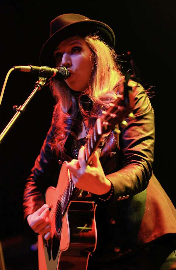 ZZ Ward, pictured Dec. 14, 2012 in Kansas City, Mo.  (Photo by Jason Squires/WireImage) Photo: Jason Squires, Getty Images / 2012 Jason Squires