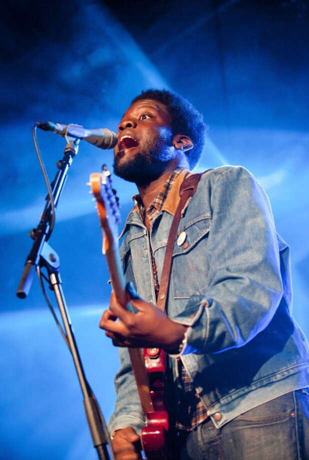 Michael Kiwanuka, pictured Dec. 2, 2012 in Berlin, Germany. Photo: Frank Hoensch, Getty Images / 2012 Frank Hoensch
