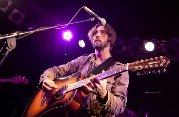 Ryan Bingham, pictured Nov. 21, 2012 in Berlin, Germany. Photo: Frank Hoensch, Getty Images / 2012 Frank Hoensch