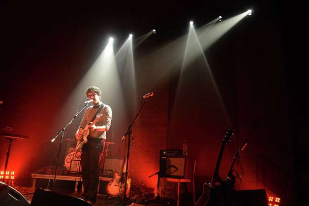 Luke Sital-Singh, pictured in Nov. 19, 2012 in London, United Kingdom. Photo: Caitlin Mogridge, Getty Images / 2012 Caitlin Mogridge