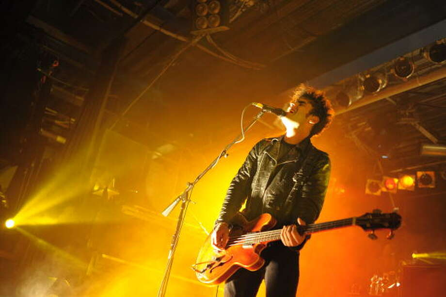 Black Rebel Motorcycle Club, pictured May 5, 2010 in Munich, Germany.  (Photo by Stefan M. Prager/Redferns) Photo: Stefan M. Prager, Getty Images / 2010 Stefan M. Prager