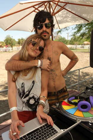 Devendra Banhart DJ, pictured on April 18, 2010 in Indio, Calif.  (Photo by Barry Brecheisen/WireImage) Photo: Barry Brecheisen, Getty Images / WireImage