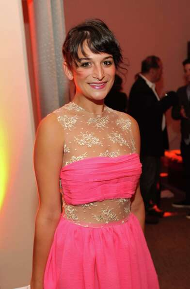 Comedian Jenny Slate, pictured Sept. 10, 2009 in New York City.