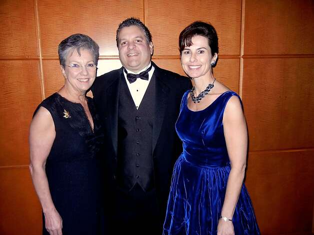 Smuin board President Patti Hume (left), John Konstin and Artistic Director Celia Fushille. Photo: Catherine Bigelow, Special To The Chronicle