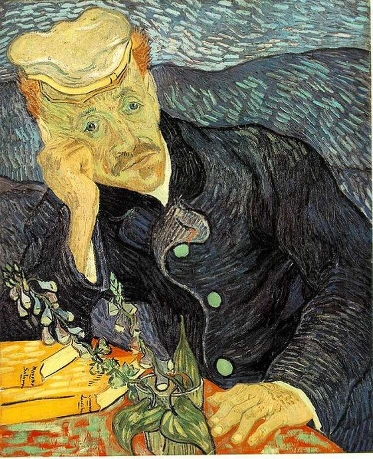 Portrait of Dr. Gachet by Vincent Van Gogh was sold to Japanese industrialist Ryoei Saito who purchased the painting for $82.5 million in 1990, making it valued at around $145 million. However, it is unclear who owns the painting anymore. Saito died in 1996, according to U.S. News & World.