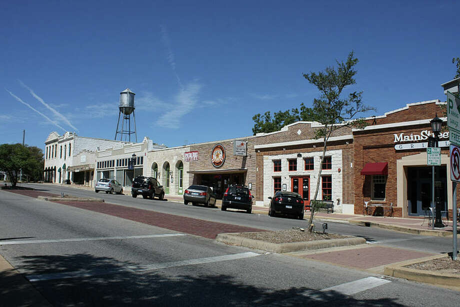 11. Round Rock, Texas.Guess everyone must be at home with a special friend. Round Rock was the most romantic city among places that didn't make the top 20 last year. Photo: James Howard/Wikimedia Commons
