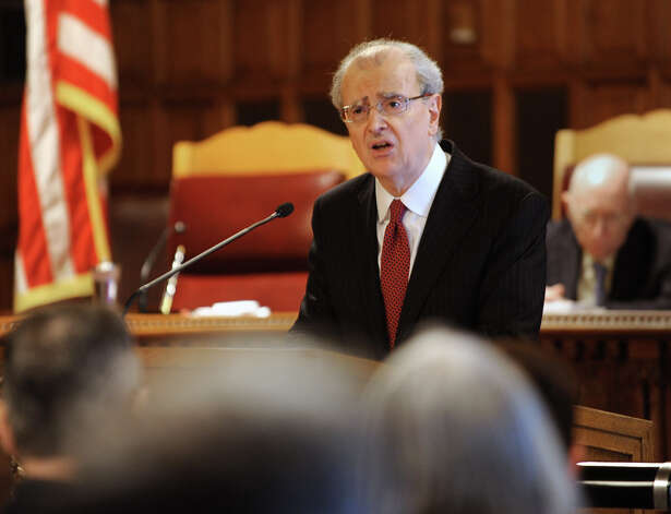 Chief Judge Jonathan Lippman issues the 2013 State of the Judiciary Address at Court of Appeals Hall on Tuesday Feb. 5, 2013 in Albany, N.Y. (Lori Van Buren / Times Union) Photo: Lori Van Buren