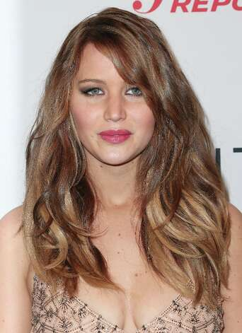 Actress Jennifer Lawrence attends The Hollywood Reporter Nominees' Night 2013 Celebrating The 85th Annual Academy Award Nominees at Spago on February 4, 2013 in Beverly Hills, California. Photo: Frederick M. Brown, Getty Images / 2013 Getty Images
