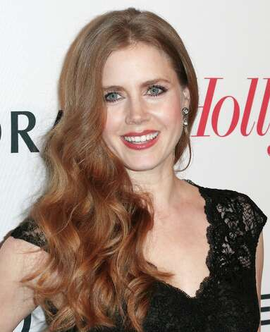 Actress Amy Adams attends The Hollywood Reporter Nominees' Night 2013 Celebrating The 85th Annual Academy Award Nominees at Spago on February 4, 2013 in Beverly Hills, California. Photo: Frederick M. Brown, Getty Images / 2013 Getty Images