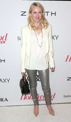 Actress Naomi Watts attends The Hollywood Reporter Nominees' Night 2013 Celebrating The 85th Annual Academy Award Nominees at Spago on February 4, 2013 in Beverly Hills, California. Photo: Frederick M. Brown, Getty Images / 2013 Getty Images