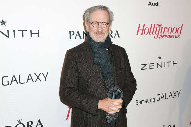Director Steven Spielberg attends The Hollywood Reporter Nominees' Night 2013 Celebrating The 85th Annual Academy Award Nominees at Spago on February 4, 2013 in Beverly Hills, California. Photo: Frederick M. Brown, Getty Images / 2013 Getty Images