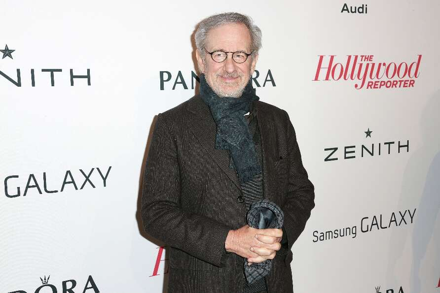 Director Steven Spielberg attends The Hollywood Reporter Nominees' Night 2013 Celebrating The 85th A