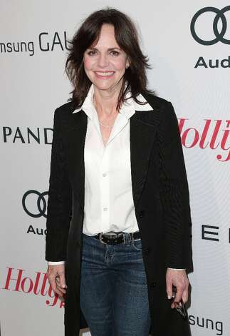 Actress Sally Field attends The Hollywood Reporter Nominees' Night 2013 Celebrating The 85th Annual Academy Award Nominees at Spago on February 4, 2013 in Beverly Hills, California. Photo: Frederick M. Brown, Getty Images / 2013 Getty Images