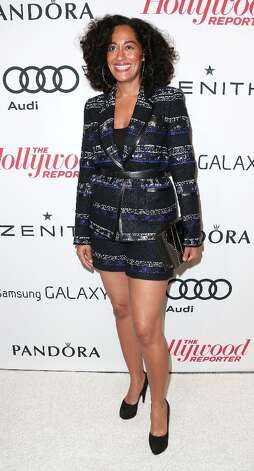 Actress Tracee Ellis Ross attends The Hollywood Reporter Nominees' Night 2013 Celebrating The 85th Annual Academy Award Nominees at Spago on February 4, 2013 in Beverly Hills, California. Photo: Frederick M. Brown, Getty Images / 2013 Getty Images