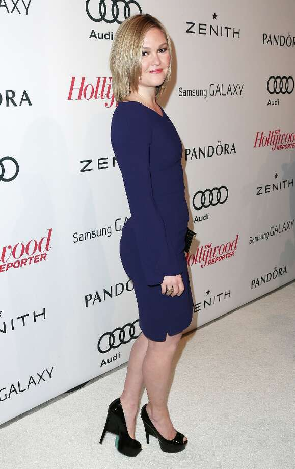 Actress Julia Stiles attends The Hollywood Reporter Nominees' Night 2013 Celebrating The 85th Annual Academy Award Nominees at Spago on February 4, 2013 in Beverly Hills, California. Photo: Frederick M. Brown, Getty Images / 2013 Getty Images