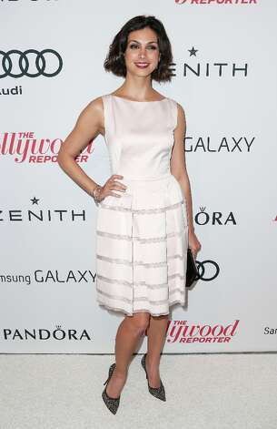 Actress Morena Baccarin attends The Hollywood Reporter Nominees' Night 2013 Celebrating The 85th Annual Academy Award Nominees at Spago on February 4, 2013 in Beverly Hills, California. Photo: Frederick M. Brown, Getty Images / 2013 Getty Images
