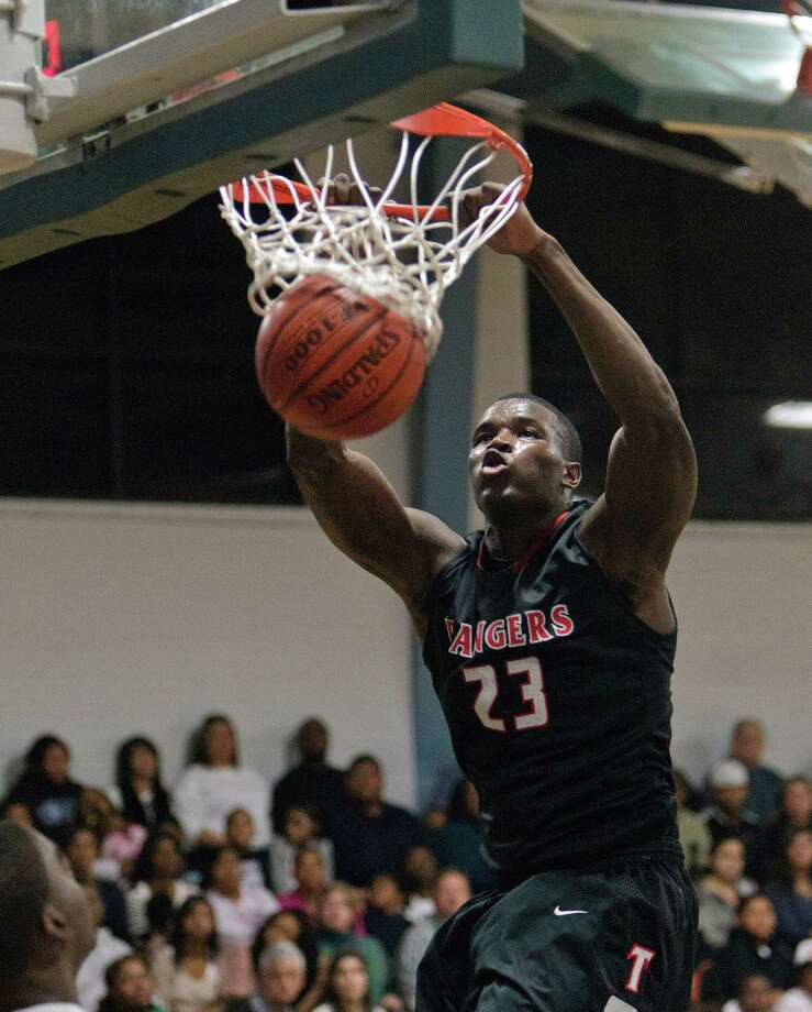 Terry's Derrick Griffin is hoping to help Terry earn at least a district championship, and possibly much more, in his final season as a high school player. Photo: Bob Levey, Freelance / ©2011 Bob Levey