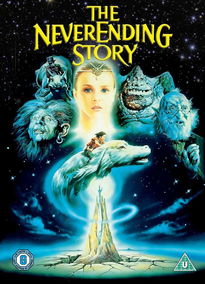 "Remember that big floppy dog in ""The NeverEnding Story"" films? Let's bring that pup back!"