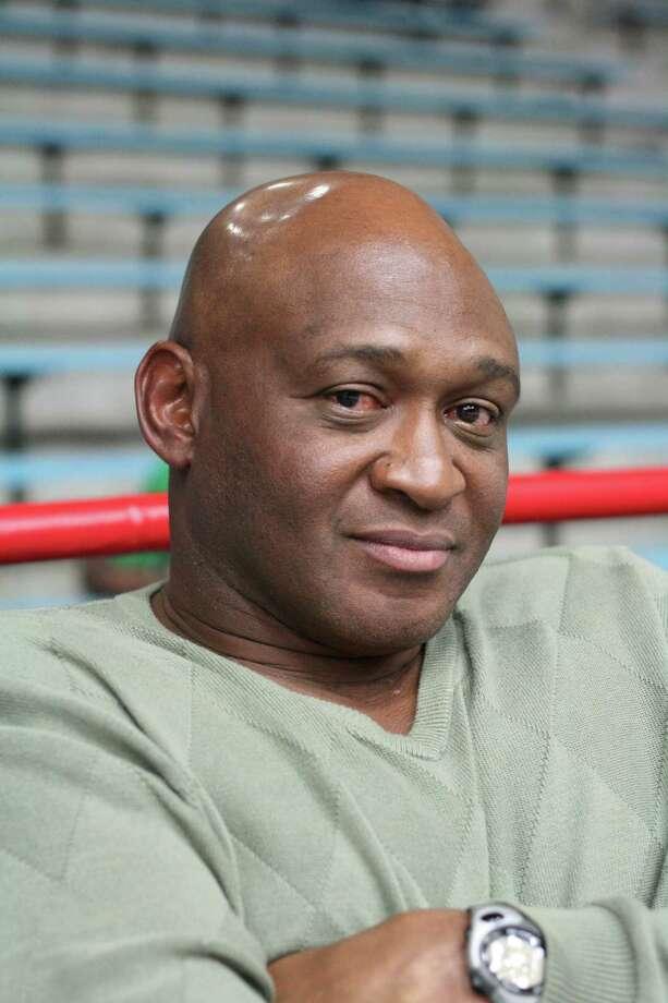 Basketball coach of Madison high school Anthony Fields. Photo: Kenzie DelaTorre, Freelance / Freelance