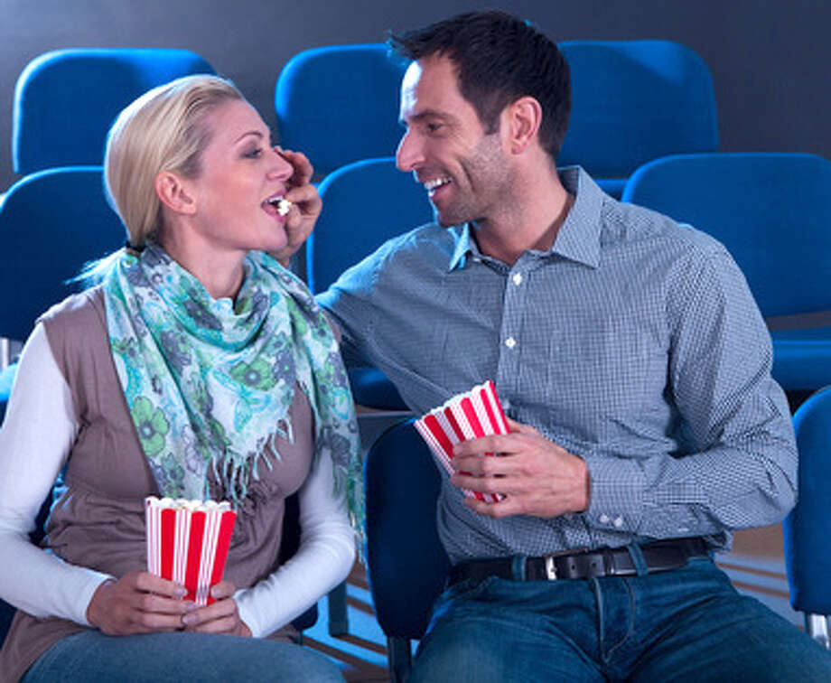 Movie for two: $21, Edwards Cinema, no change Photo: Photographer: Andrey Popov, . / apops - Fotolia