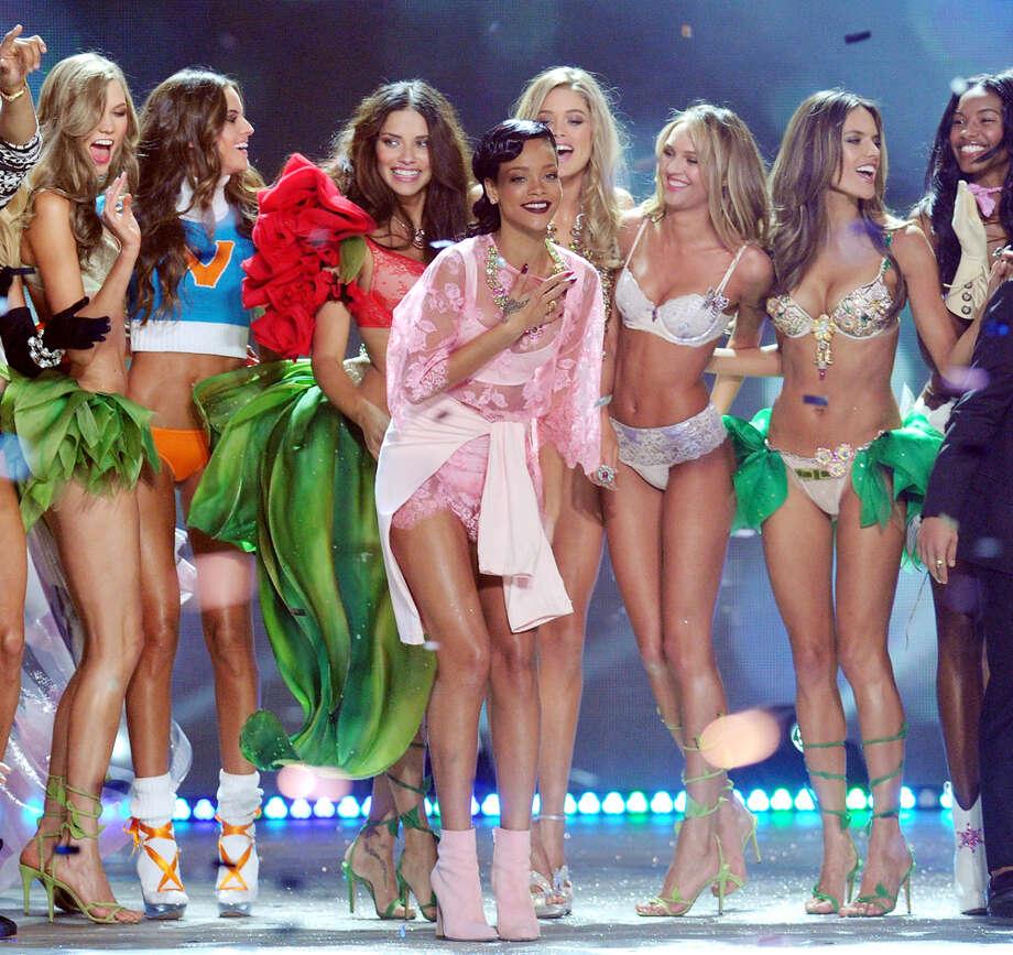 Lingerie: $68, Victoria's Secret, no change Photo: Evan Agostini, . / Invision