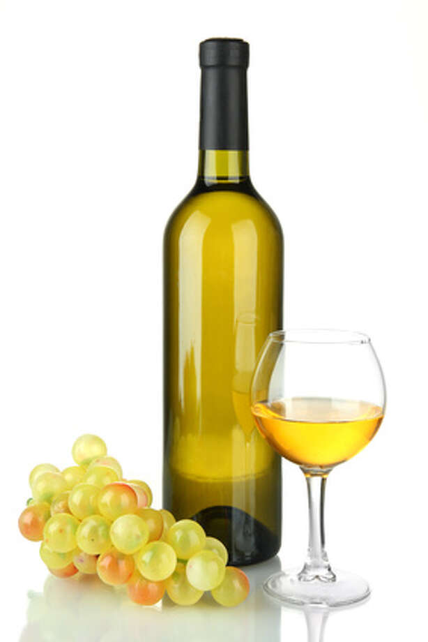 Wine: A bottle of Simi Valley, Calif., chardonnay costs $25.85 at Spec's, no change from 2012. Photo: . / Africa Studio - Fotolia